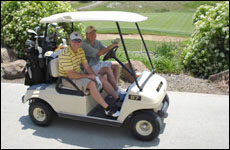 June us in June for the annual golf tournament | The Foothills Foundation