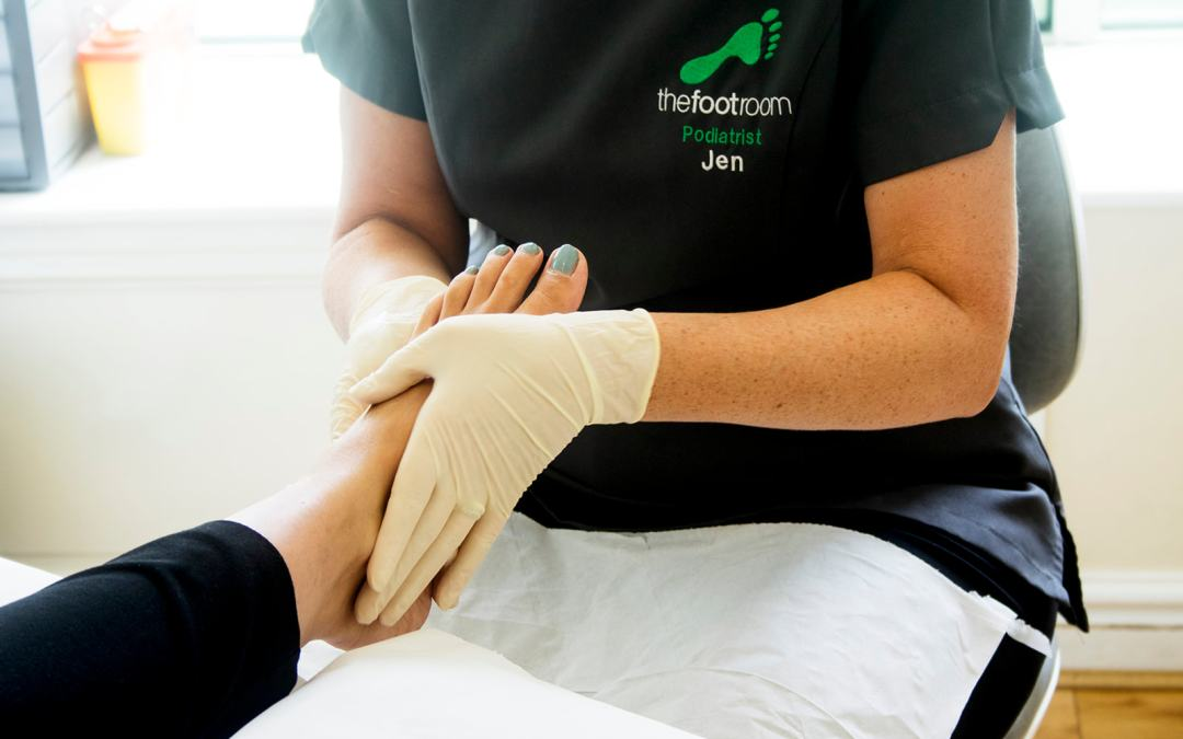 The Foot Room Experience