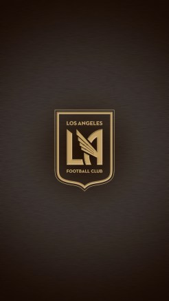 LAFC iPhone Wallpaper