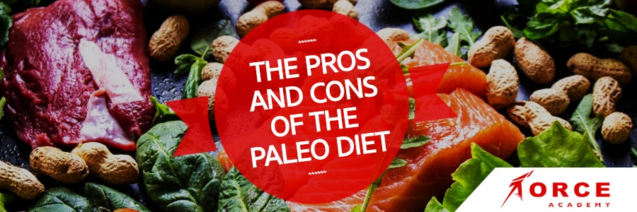 paleo diet pros, paleo diet cons, paleo diet advantages, paleo diet disadvantages, the force academy