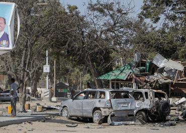 Al Shabaab attack Somalia
