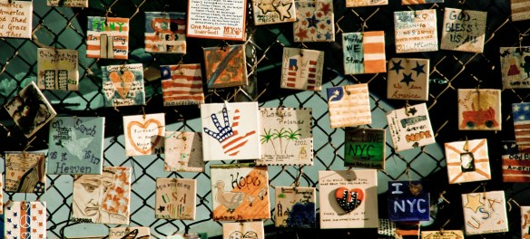 NYC 911 tribute