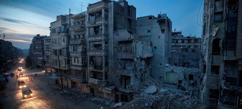 Aleppo, Syria 2012