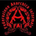 Logo of the Informal Anarchic Federation (FAI)