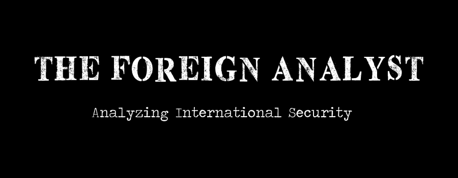 The Foreign Analyst Main Logo