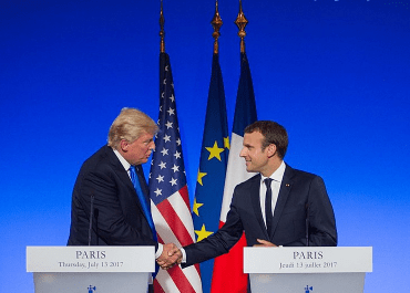 Macron - Trump, The Foreign Analyst