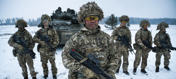 The Foreign Analyst - British Army Estonia