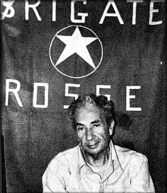 Aldo Moro during his detention by the Red Brigades (Source: Fabio Ruini / Wikipedia)