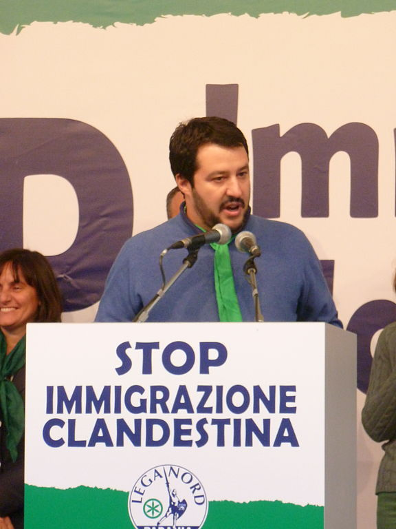 Matteo Salvini - The Foreign Analyst
