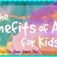 The Benefits of Art for Kids, by Jean Van't Hul