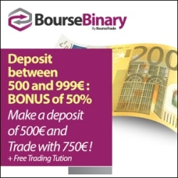 BourseBinary Broker