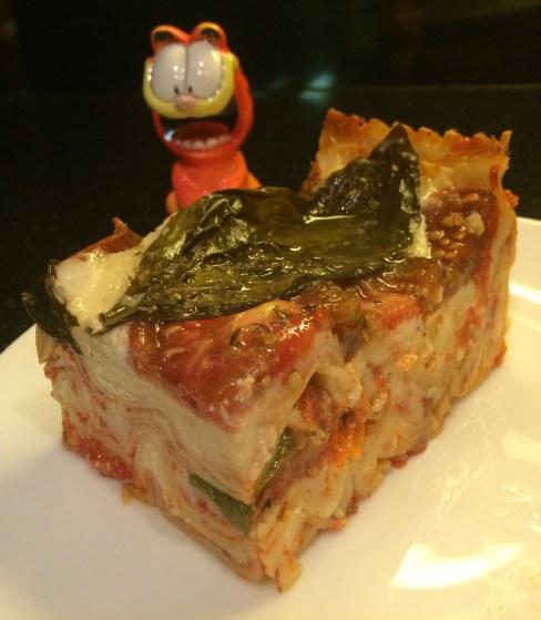 Pomodoro Pizza Lasagna