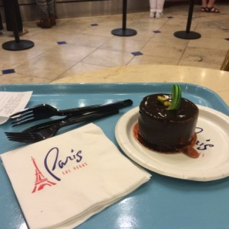 Cafe Belle Madeleine Paris Casino Las Vegas