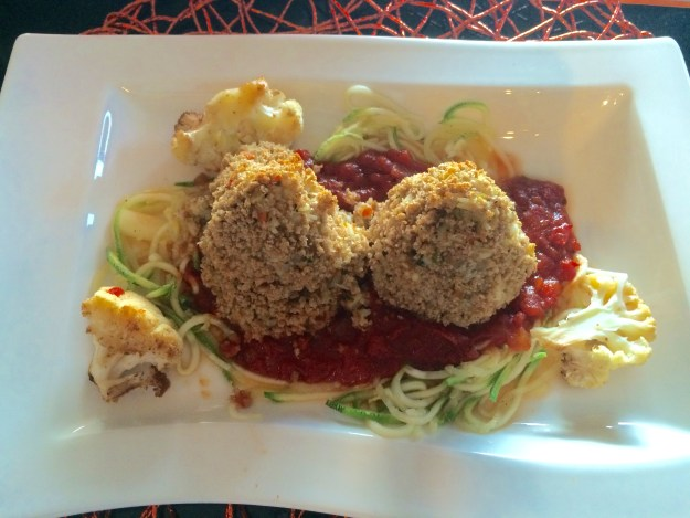 NonTraditional Baked Chicken and Rice Croquette