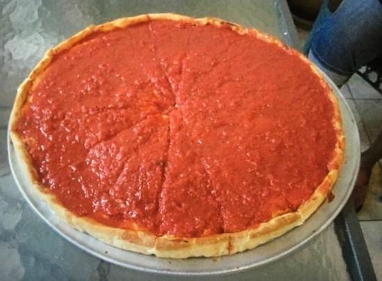 Joe's Tomato Pie Philadelphia PA