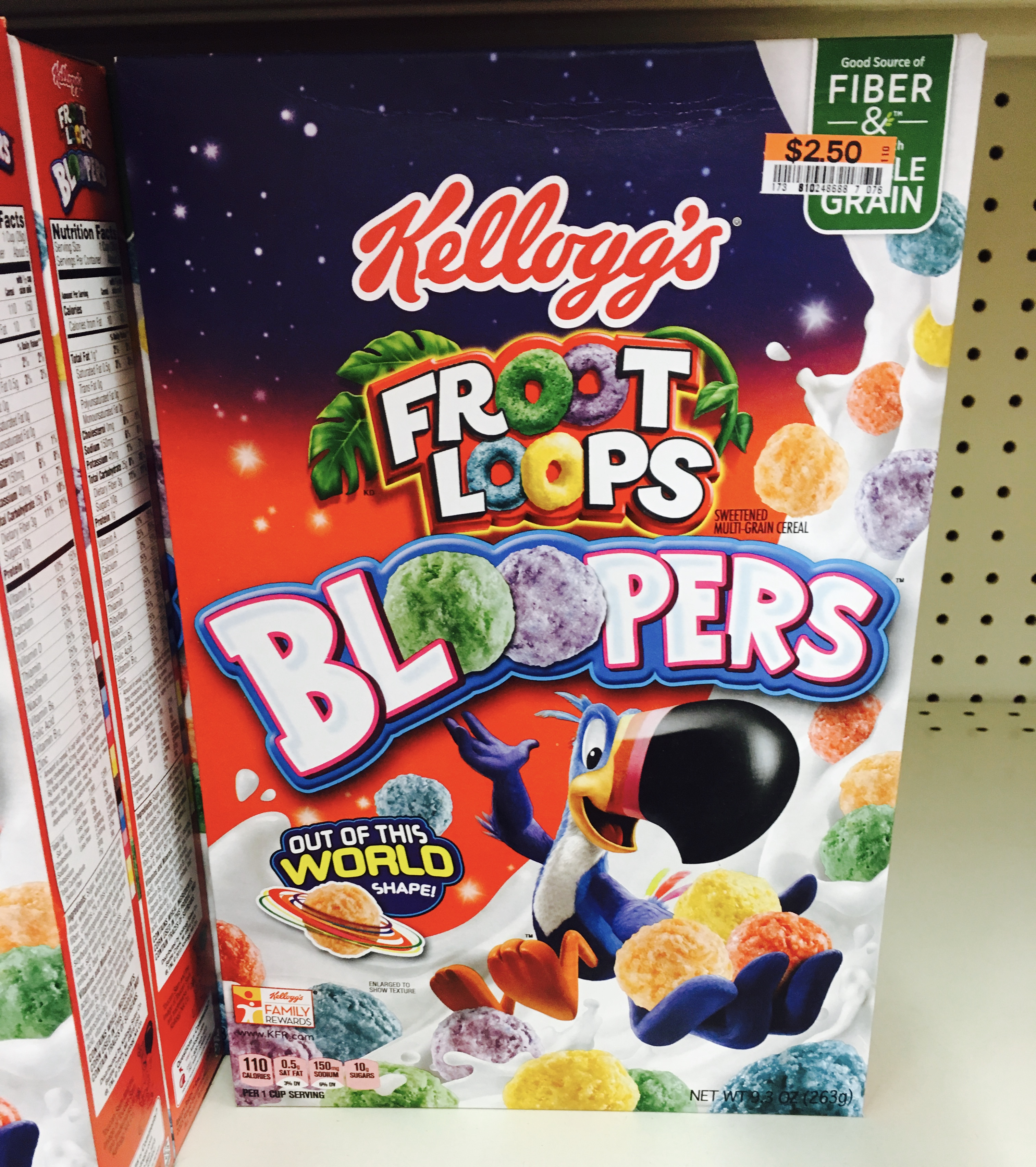 New, Weird Or Special Edition Cereal Out There Summer 2016