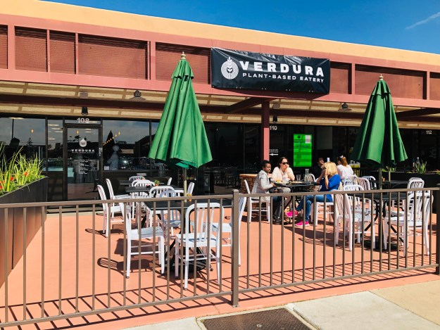 My Trip To Verdura Vegan Restaurant In Phoenix Az A