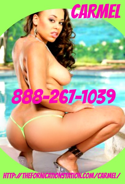 Black girl phone sex Carmel