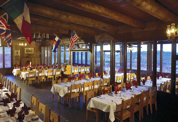 Private Dining The Fort Restaurant Morrison Colorado