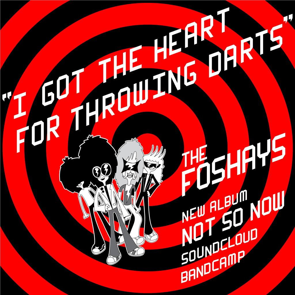 The Foshays: Not So Now Promo