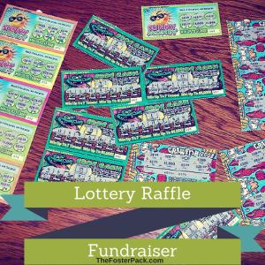 Lottery Raffle Fundraiser