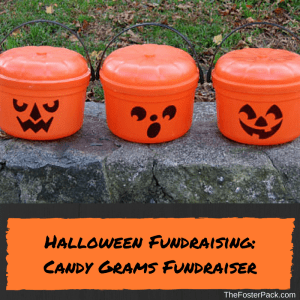 Halloween Fundraising: Candy Grams Fundraiser