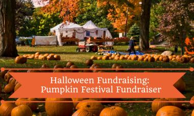 Halloween Fundraising: Pumpkin Festival Fundraiser