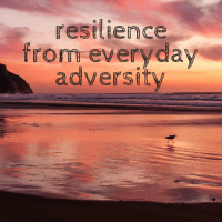 Resilience from Everyday Adversity