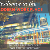Resilience in the MODERN WORKPLACE