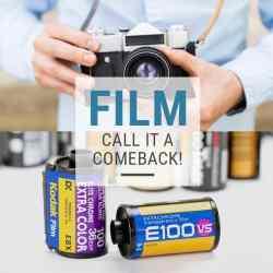Social Media - Film Processing