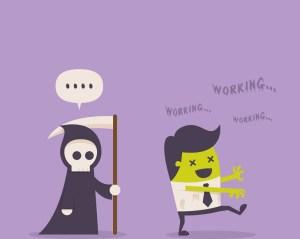 Zombie startups
