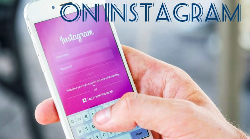 MAKE MONEY ONLINE ON INSTAGRAM