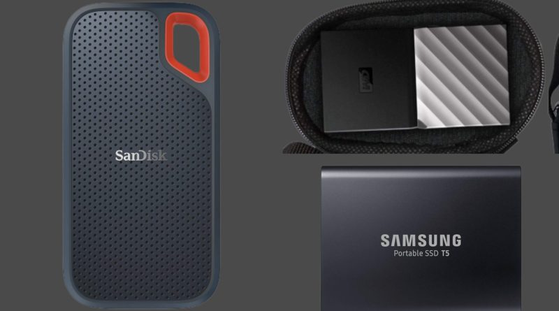 Top 3 Portable SSD