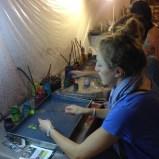 I do art it's nbd