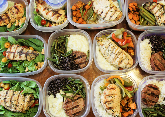 Healthy Lunch Ideas Eating Out