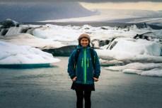 Jokarsarlon iceberg lagoon iceland