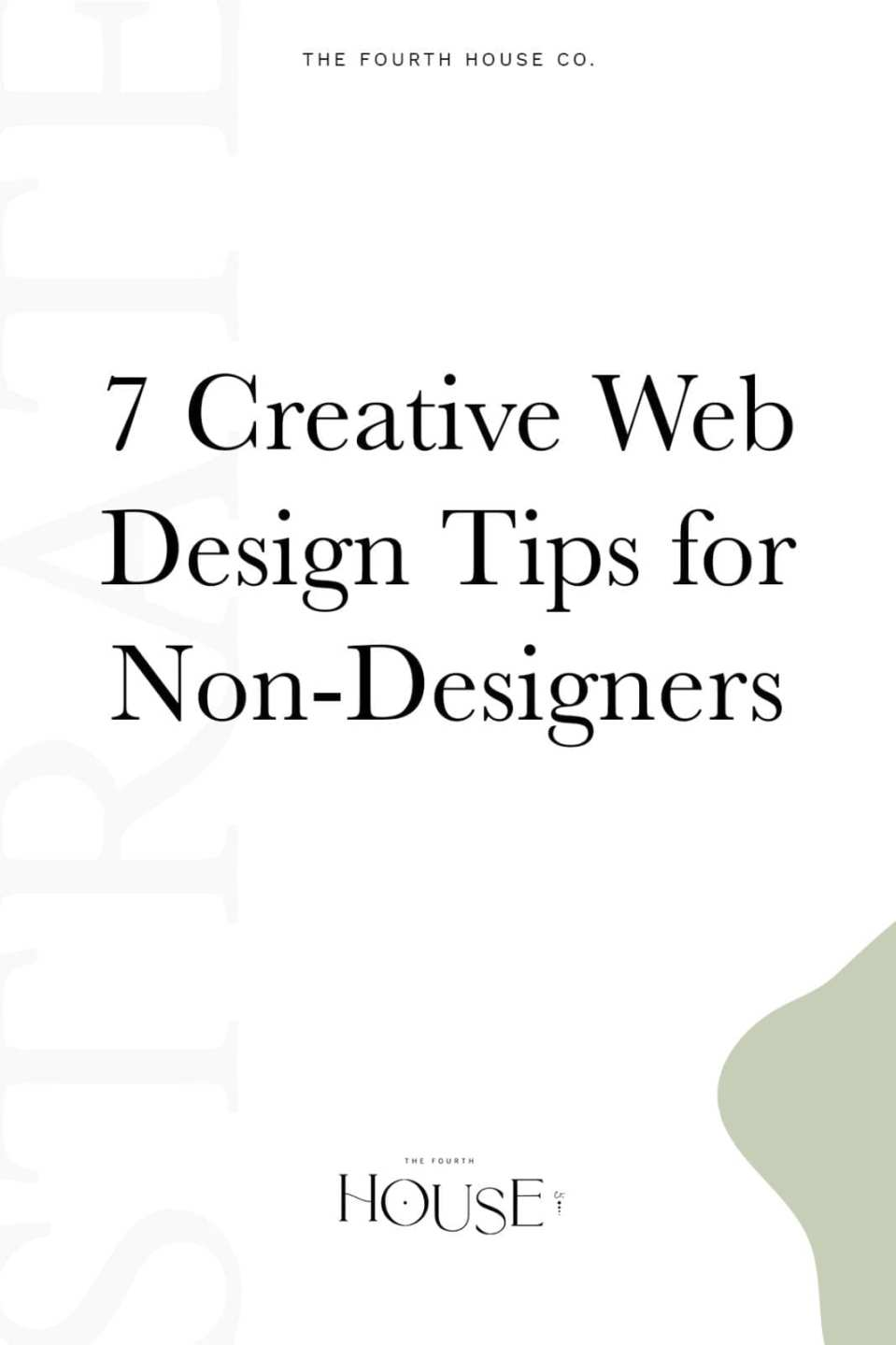 If you have any symbols or graphic elements in your branding, strategically (or randomly) placing them throughout your website incorporates your branding and will easily boost your website creativity. Open this post for 7 easy ways anyone can boost their website's creativity without a fancy design degree (or wasting a bunch of hours). #websitedesign #websiteredesign #showit #showitdesign #websiteinspiration #diywebdesign