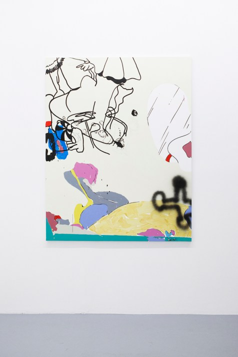 the-fourth-walls-art-exhibition-review-antwan-horfee-sorry-bro-ruttkowski68-gallery-cologne-germany12