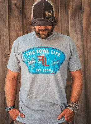Fowl Life shirt