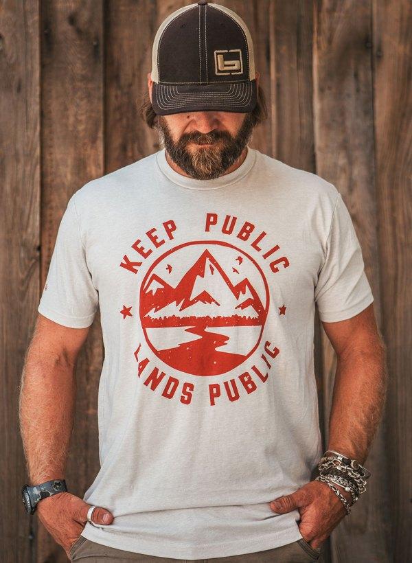 Keep Public Lands Public Tee