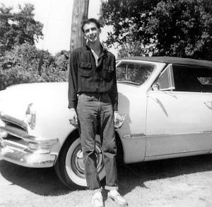 Richard Valdez, car
