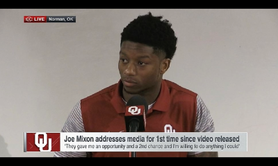 Joe Mixon on Friday finally addressed the night he punched Amelia Molitor.