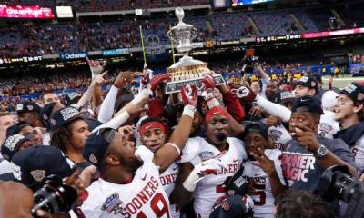 The current Oklahoma seniors were freshmen during OU's memorable Sugar Bowl victory over Alabama.