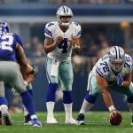Big Picture: Cowboys, Giants Each Have Question Marks Entering Opener