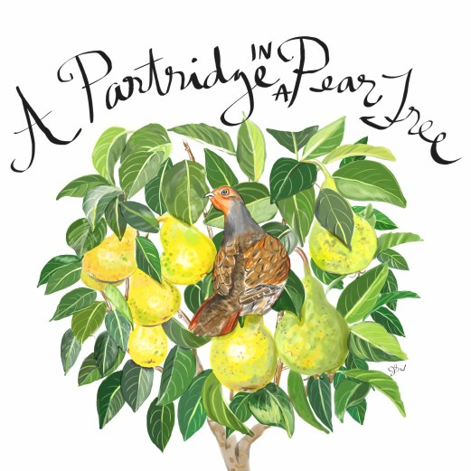 A Partridge in a Pear Tree copy