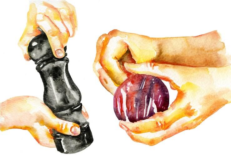 food hands 1