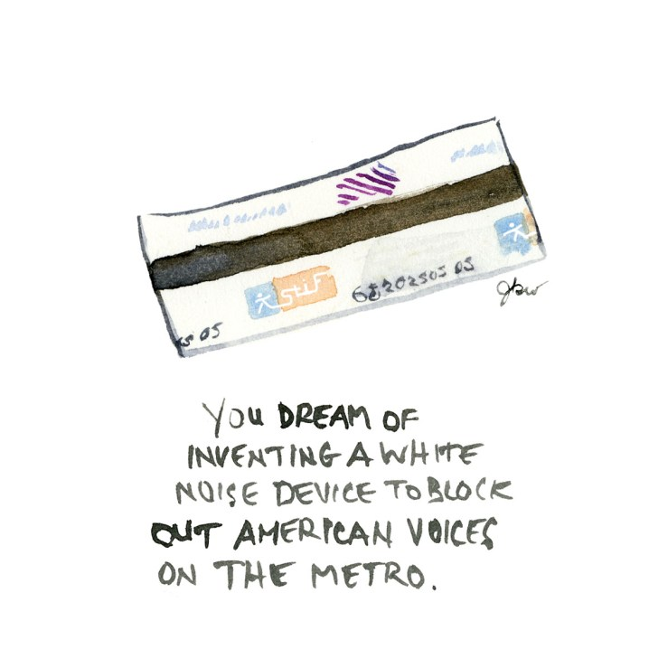 9-Reasons you know you've been in France for far too long_metro ticket
