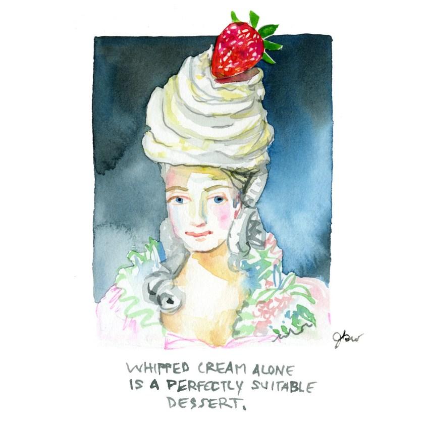 1. Jessie Kanelos Weiner_thefrancofly.com_Whipped cream