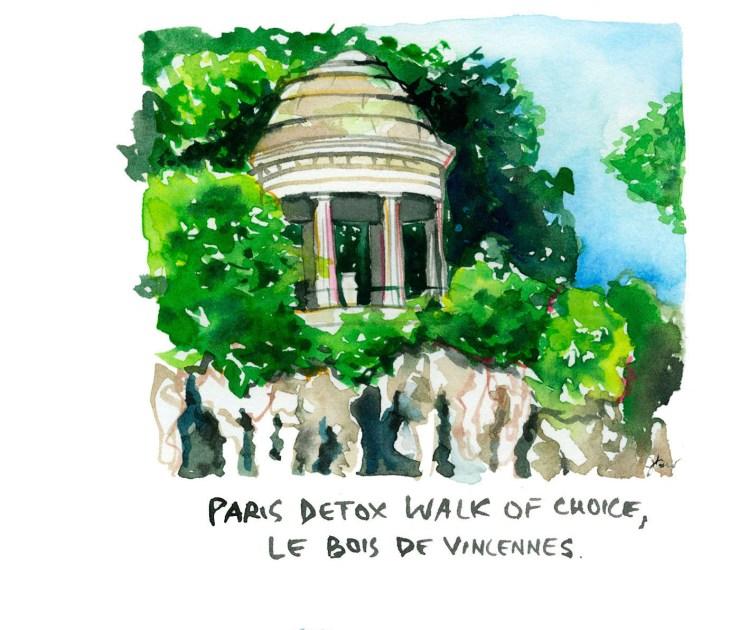 4. thefrancofly Paris guide_Le Bois de VIncennes