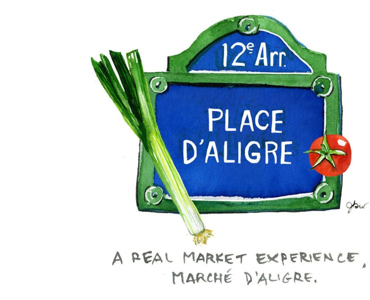 place d'aligre_Paris guide_thefrancofly.com